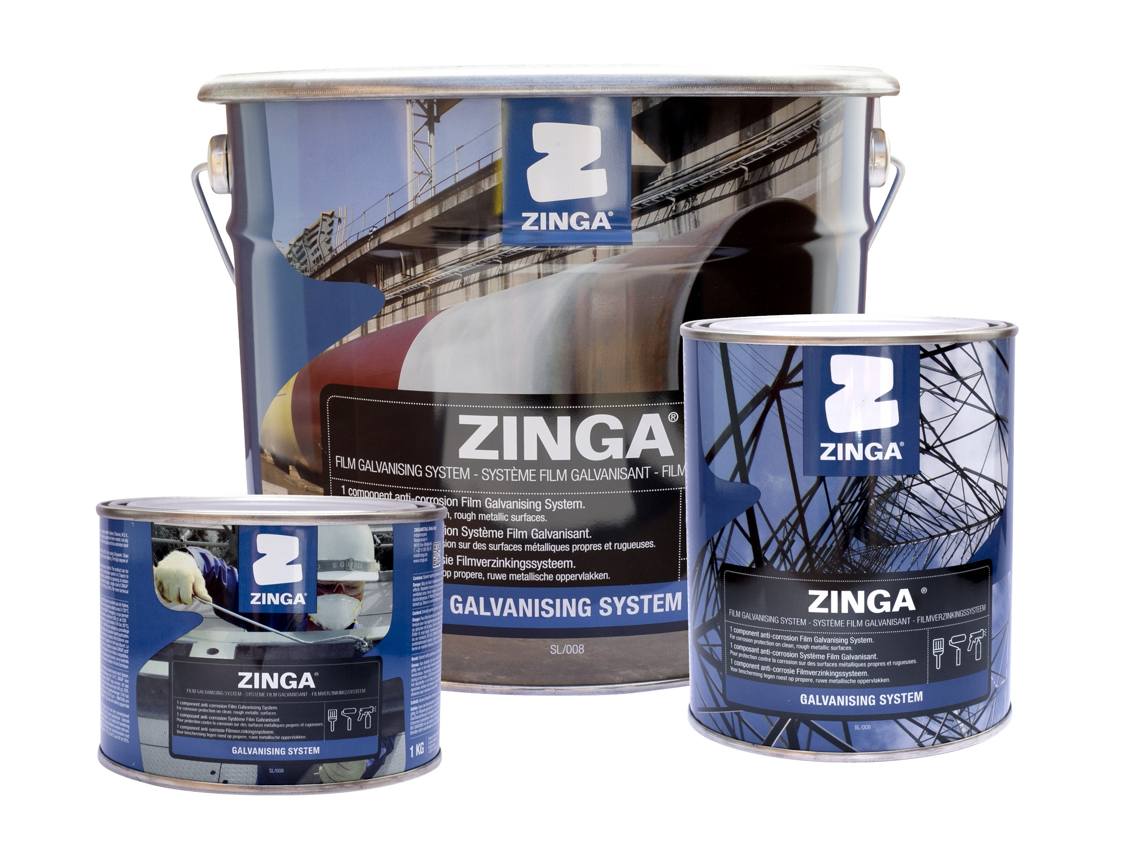 ZINGA | Zingametall