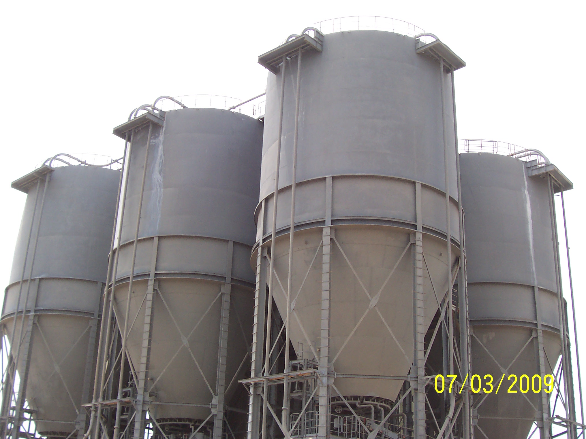 Bagging Cement Plants : Dangote greenview cement bagging plant zingametall
