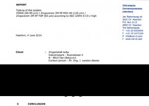 ISO12944 Zingaceram EP