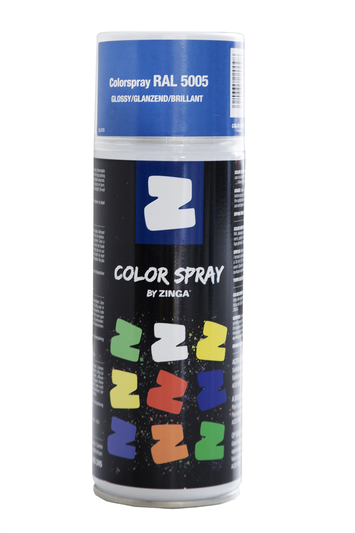 Color Spray By Zinga Zingametall